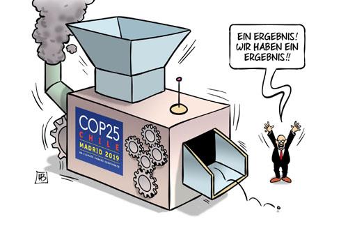 Klimakonferenz Dezember 2019