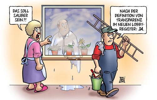 Die neue Definition von Transparenz