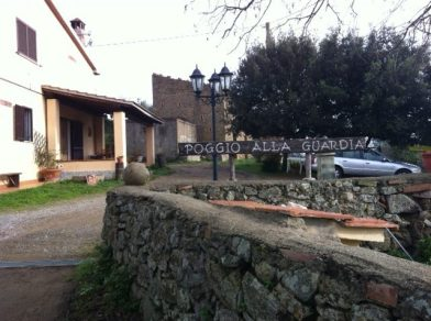Our primary home in Tuscany