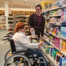 Behindertenhilfe im FSJ