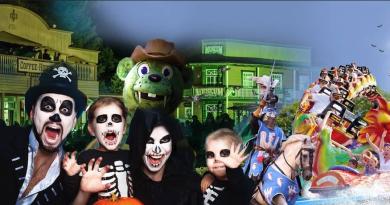 Bayerns größtes und aufwändigstes Halloween- Spektakel ist endlich wieder zurück!