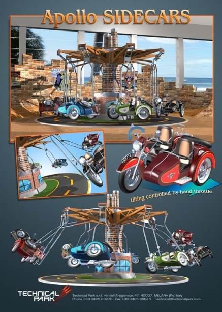 Foto: Technical Park Amusement Rides