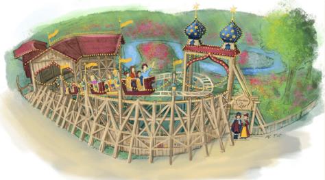 Der Kleine Zar HANSA-Park