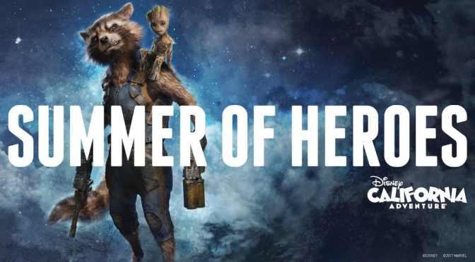 Disney feiert den Sommer der Helden ab 27. Mai