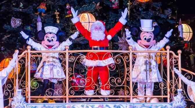 Zauberhafte Weihnachten in Disneyland® Paris