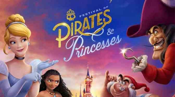 Disneyland Paris: Festival der Piraten und Prinzessinnen