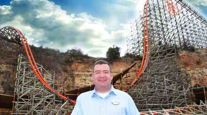 Neal Thurman wird neuer Präsident von Six Flags Magic Mountain und Hurricane Harbour