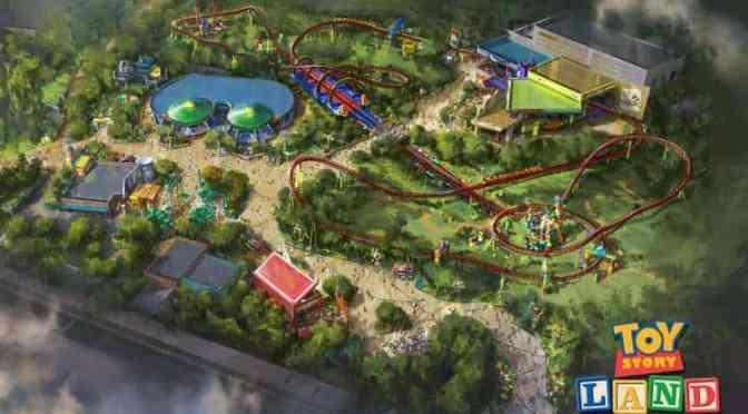 Toy Story Land wird am 30. Juni 2018 im Walt Disney World Resort eröffnet