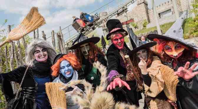 Die Hexen sind los: BELANTIS feiert Walpurgisfest