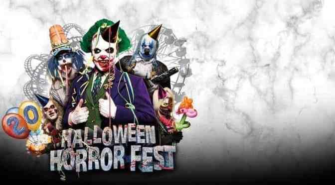 20 Jahre Halloween Horror Fest im Movie Park Germany