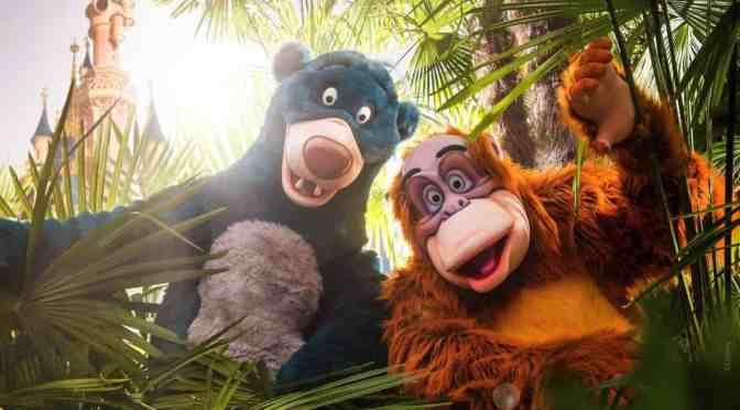 Die Sommersaison im Disneyland Paris: Das König der Löwen- und Dschungel- Festival