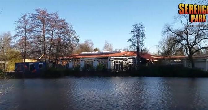 Neues Restaurant für 4 Millionen Euro im Serengeti- Park Hodenhagen