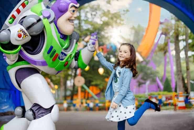 """Toy Story Play Days"" 2019 in Disneyland Paris"