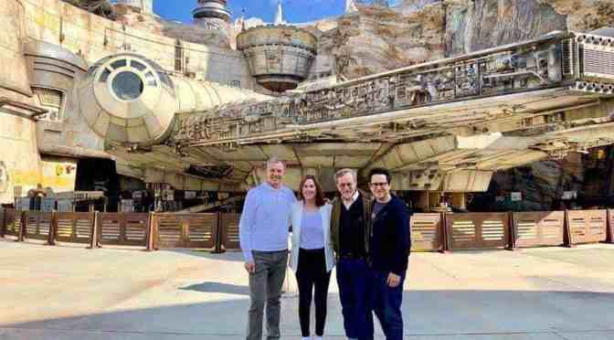 Hollywood-Stars zu Gast in Disneyland Anaham!