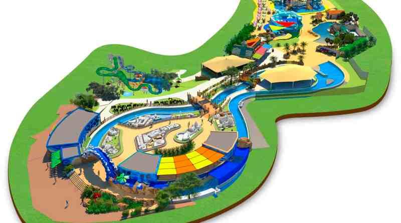 Eröffnung des ersten LEGOLAND® Wasserparks in Europa rückt näher