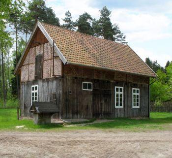 Stellmacherei - Foto: Museumsdorf Hösseringen