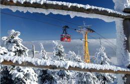 Die Fichtelberg-Schwebebahn befördert seit über 100 Jahren Gäste auf den höchsten Berg Sachsens - Foto: Tourismusverband Erzgebirge e.V./ Wolfang Thieme
