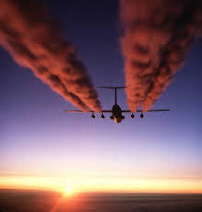 jet polution