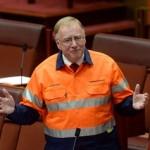 714559-senator-asked-to-tone-down-high-vis-effort