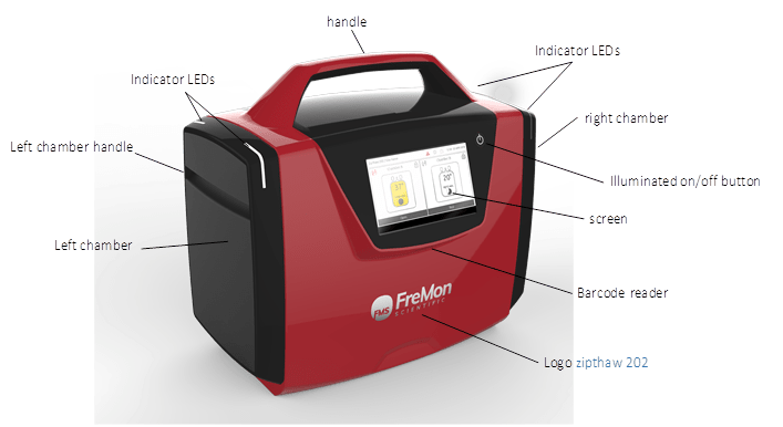 FreMon Scientific updates ZipThaw design
