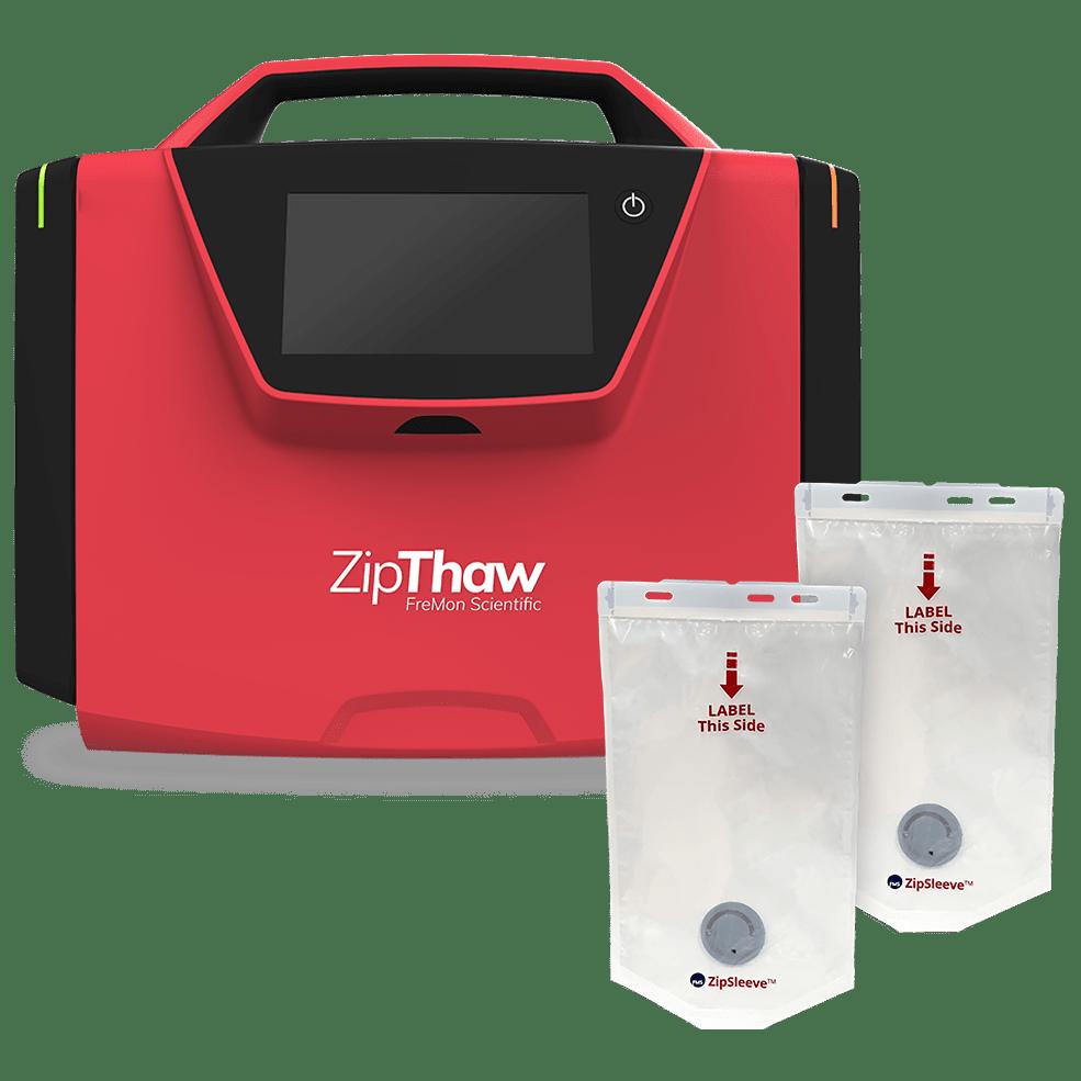 ZipThaw Device Sleeve