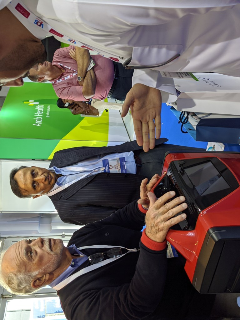 ZipThaw Arab Health 2020