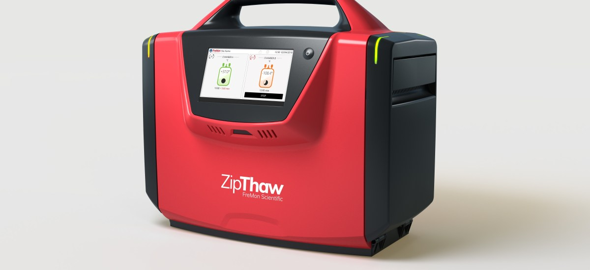 ZipThaw Receives FDA Clearance: Press Release