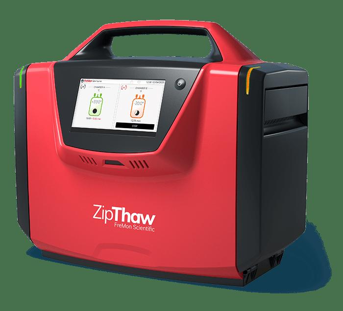 Zipthaw Device