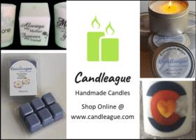 Community Partner Spotlight: Candleague Homemade Candles