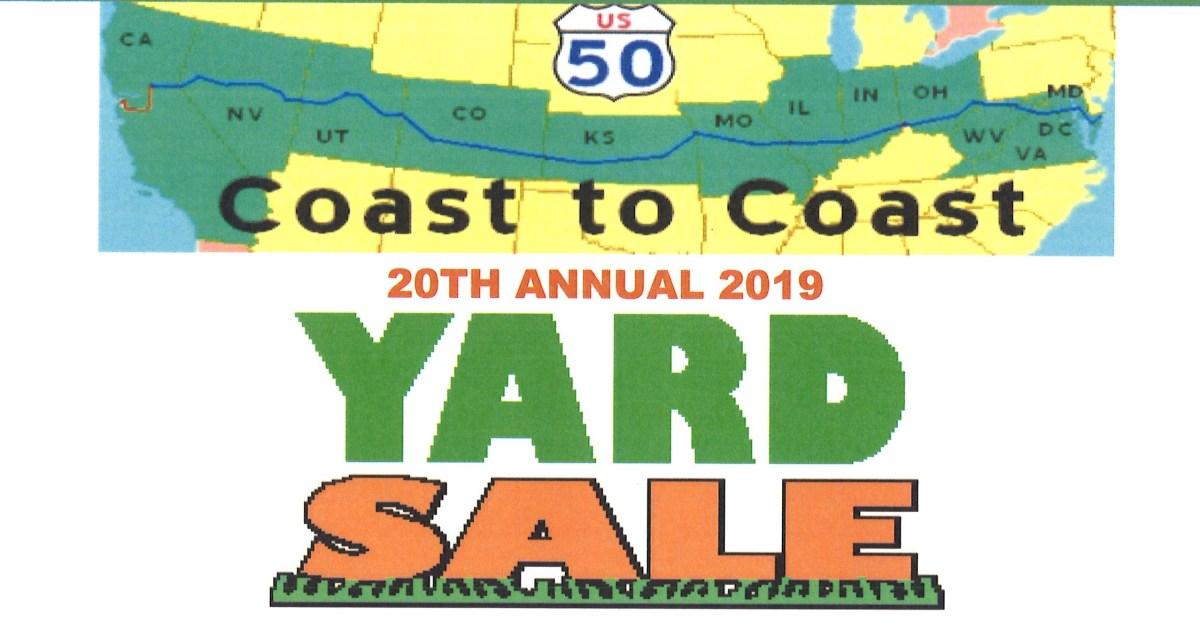 Coast-to-Coast Highway 50 Yard Sale | Fremont360