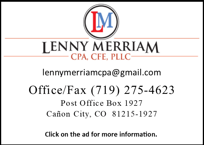 Community Partner Spotlight: Lenny Merriam, CPA