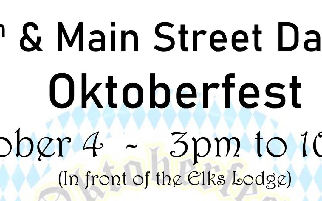 Oktoberfest – Cañon City Elks