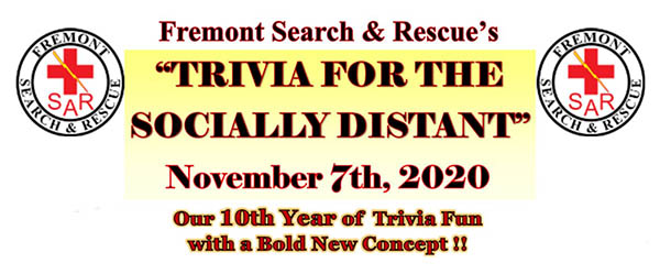 FSAR's 10th Annual Trivia Contest