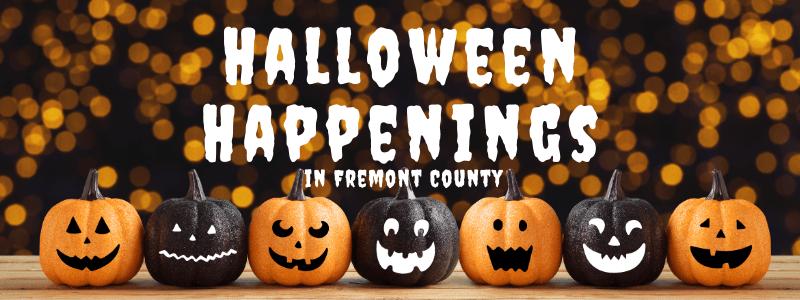 2021 Halloween Happenings in Fremont County