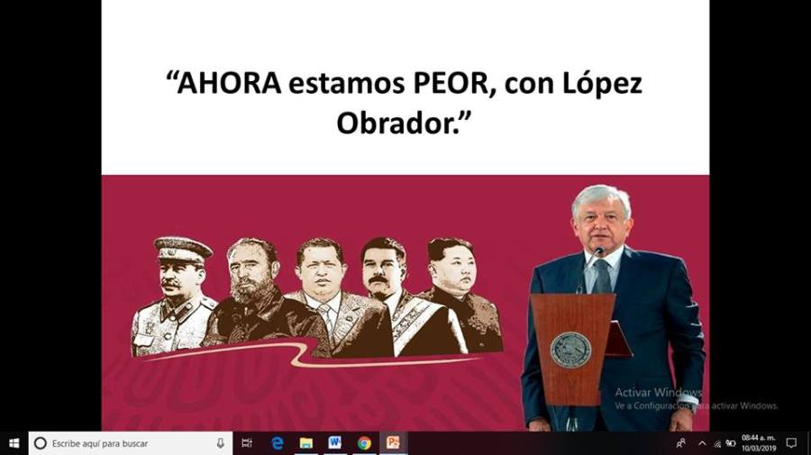 Ahora estamos peor con lópez Obrador