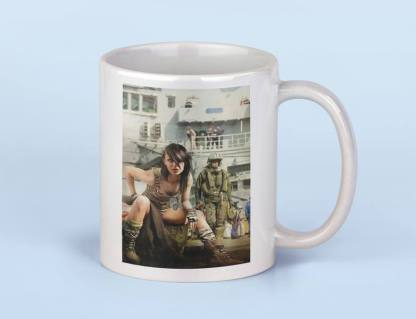 Mug pinup Marine Nationale 2 1