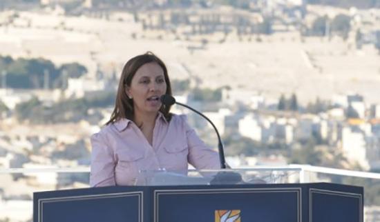 Appel israélien à la création d'un Etat palestinien dans le Sinaï en Égypte.