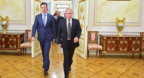 Après une guerre régionale au «Moyen-Orient élargi», la Syrie gagne, la Russie sort victorieuse