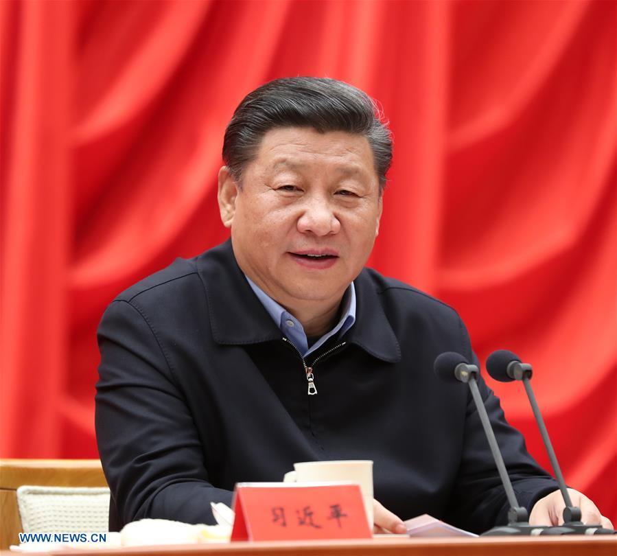 Xi Jinping appelle à rester fidèle au socialisme à la chinoise et à le développer
