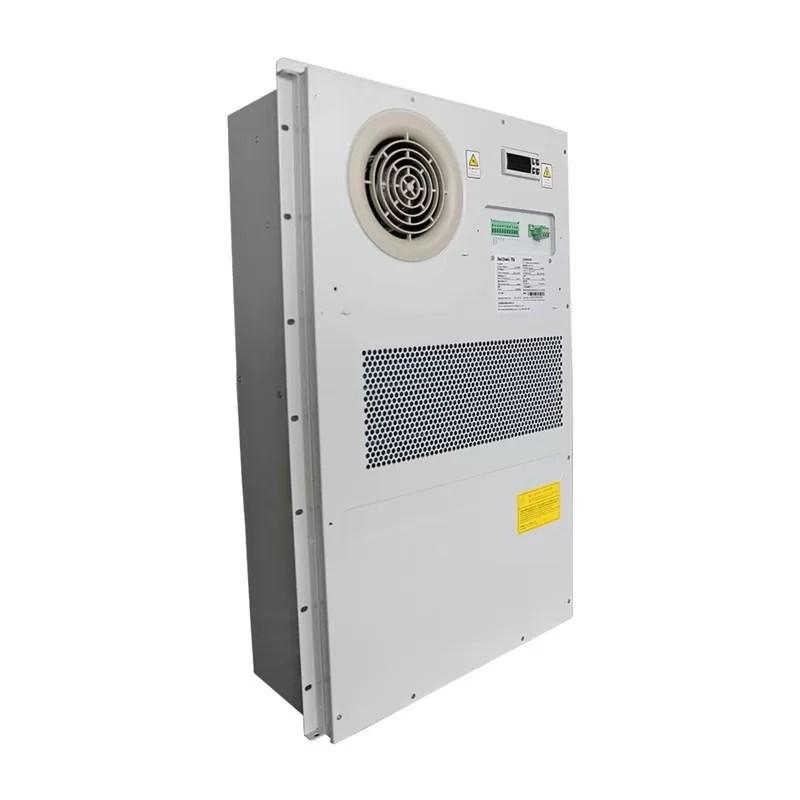 climatiseur d armoire de commande d equipement d industrie armoire electrique refroidissant la categorie ip55