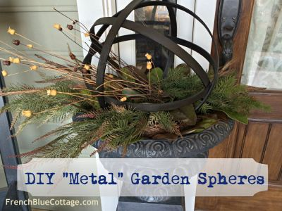 diy metal garden spheres - frenchbluecottage_opt-2