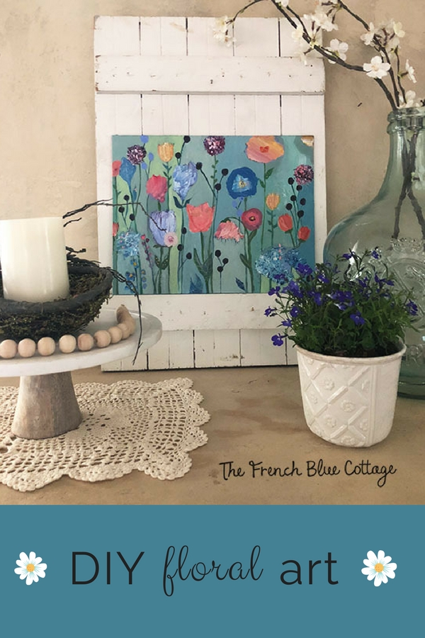 You can have fun creating DIY artwork with the help of a great book.