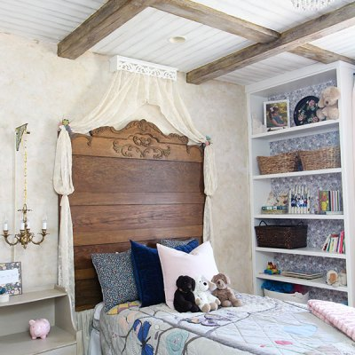 french country girl bedroom 5