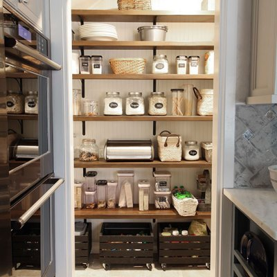 Simple Ideas for a More Beautiful and Organized Pantry