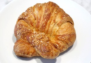 "Patiently waiting for an explanation. This one is called the ""Pretzel-Croissant"". No comment"