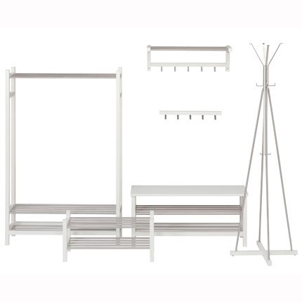 Stunning Meuble Banc Chaussures Ikea With Patere Bois Ikea