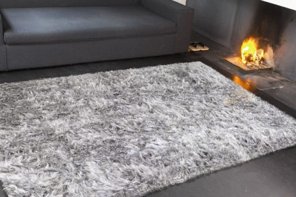 Tapis Gris Et Prune Ides De Dcoration Intrieure