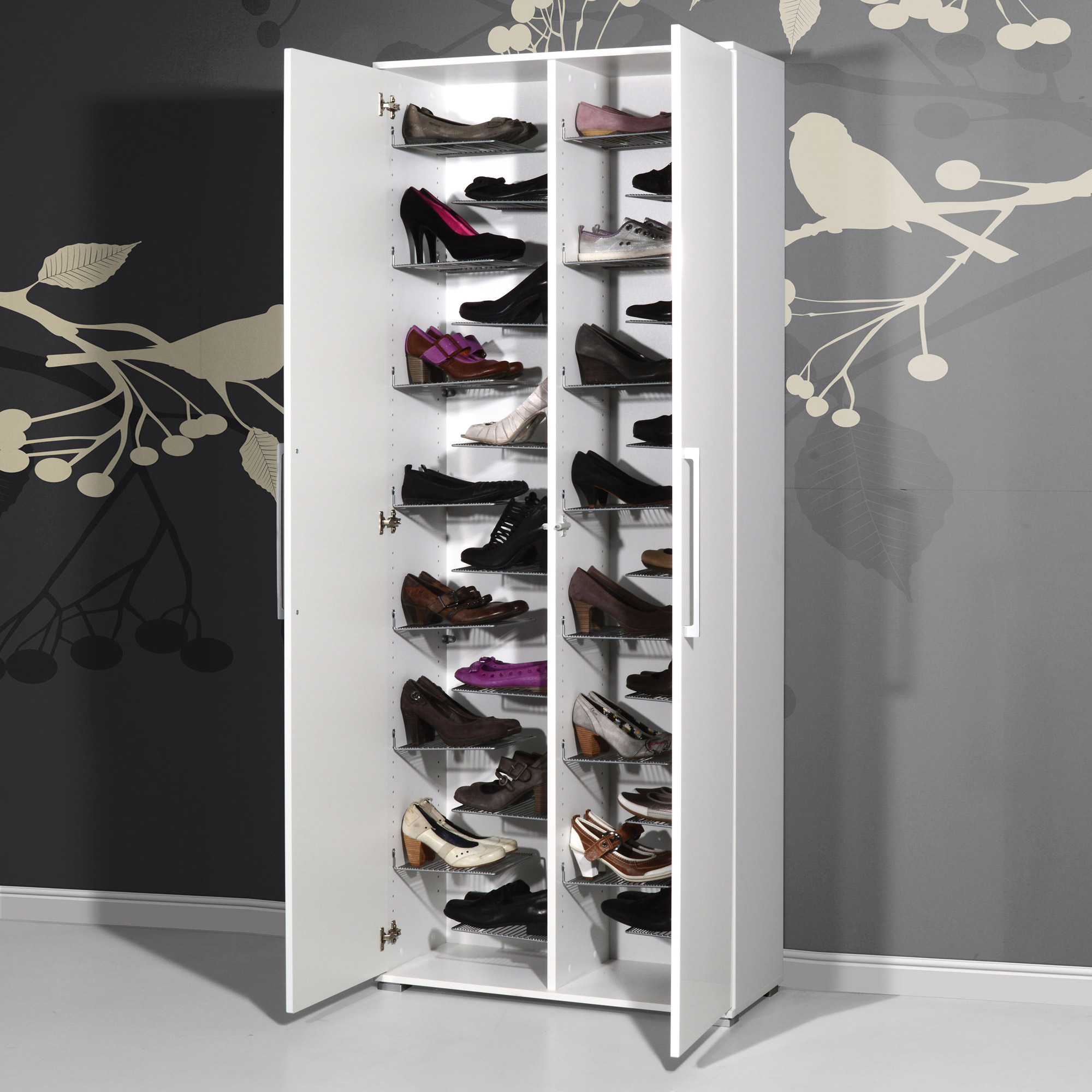 armoire chaussure occasion bright