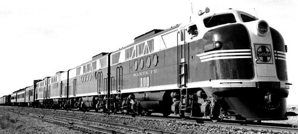 Les Trains De Lgende Aux Etats Unis