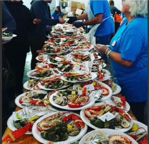 Granville Seafood Festival
